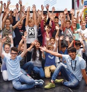 Gerda-Stetter-Stiftung-Team