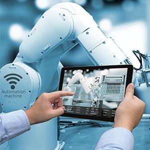 Systemspezifikation wird am Tablet definiert